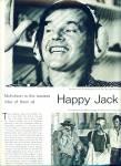 1970 -  Happy Jack - JACK NICHOLSON