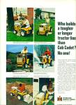 Click here to enlarge image and see more about item Z11344: 1970 -  International Harvester Cadet ad