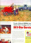 Click here to enlarge image and see more about item Z11370: 1952 - International Harvester ad