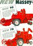 Click to view larger image of 1952 -  Massey Harris vehicles ad (Image2)