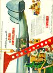 Click here to enlarge image and see more about item Z11433: 1953 -  Lockheed aircraft ad