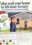 Click here to enlarge image and see more about item Z11460: 1966 -  Ruberoid siding ad