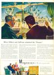 Click here to enlarge image and see more about item Z11523a: 1944 - Magnavox radio phonograph ad