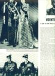 Click here to enlarge image and see more about item Z11586: 1953 -  Mountbattens and a throne story