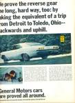 Click here to enlarge image and see more about item Z1160: General Motors cars ad 1965 Chevy Impala