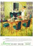 Click here to enlarge image and see more about item Z11612: 1947 -  Salterini Neva-rust furniture ad