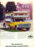 Click here to enlarge image and see more about item Z11681: 1969 -  Chevrolet pickup truck ad
