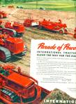 1947 - International Industrial power ad