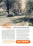 Click here to enlarge image and see more about item Z1175: 1946 Allis Chalmers AD ROAD GRADER Rockford