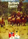 1969 -  Marlboro cigarettes ad  WHOO COWBOY