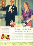 1941 -  A  & P coffee ad