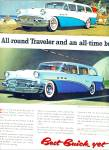Click here to enlarge image and see more about item Z11851: 1956 -  Buick special 6 passenger Estate wago