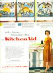 Click here to enlarge image and see more about item Z11908: 1961 - Kitchen Aid dishwasher ad