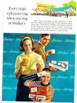 Click here to enlarge image and see more about item Z11945: 1965 -  Stuckey's Pecan shoppes ad