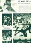Click to view larger image of 1955 -  ROCKY MARCIANO  beats ARCHIE MOORE (Image1)