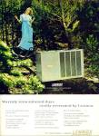 Click here to enlarge image and see more about item Z1206: Lennox furnaces ad 1965