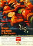 Campbell's Tomato soup ad 1965