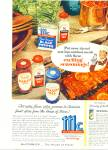 McCormick and Schilling spices ad 1956