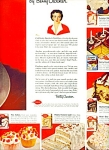 Betty Crocker of General Mills ads 1956