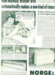 Click here to enlarge image and see more about item Z1334: Norge Washing machien ad 1956