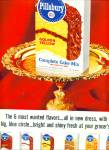 Click to view larger image of Pillsbury complete cake mix ad 1956 (Image2)