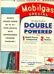 Click here to enlarge image and see more about item Z1501: Mobilgas special ad 1964