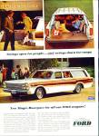Ford Station wagon for 1966