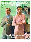 Click here to enlarge image and see more about item Z1653: 7-Up Diet drink - TOMMY SMOTHERS-HEMINGWAY