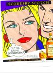 Scoresby Scotch ad TASTE THE TEMPTATION