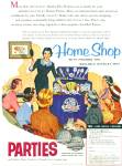 Click to view larger image of Stanley Hostess parties ads 1956 (Image2)