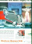 Click here to enlarge image and see more about item Z1907: Hudson Hornet V-8 automobile ad 1956