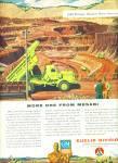 Click here to enlarge image and see more about item Z1911: Euclid Division - General Motors Corp. ad1956