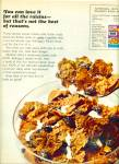 Click here to enlarge image and see more about item Z1920: Kellogg's Raisin Bran ad 1971