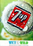 Seven up drink ad 1967