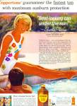 Click here to enlarge image and see more about item Z19979: 1964 - Copperton suntan lotion - DOROTHY PROV