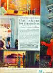Alcoa windows and doors ad 1964