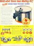 Click here to enlarge image and see more about item Z2191: Revere Ware ad 1949