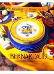 1986 Bernadrdaud Limoges Dinnerware AD