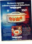 Click here to enlarge image and see more about item Z2401: Temper-ware by Lenox ad 1977