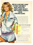 Click here to enlarge image and see more about item Z2409: 1979 CHERYL TIEGS Virginia Slims Cigarettes A