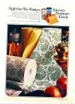 Click here to enlarge image and see more about item Z2625: Kleenex boutique towels ad 1971