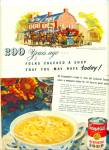 Campbell's chicken noodle soup ad