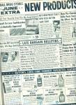 Click here to enlarge image and see more about item Z3733: Rexall drug stores sales ads 1955