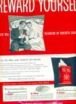 Click here to enlarge image and see more about item Z3751: Pall Mall cigarettes ad 1955