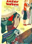 Click here to enlarge image and see more about item Z3843: Inter woven socks ad 1951