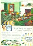 Click here to enlarge image and see more about item Z3844: Barreled Sunlight ad 1951