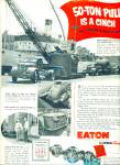 Eaton 2 speed truck axles ad 1967