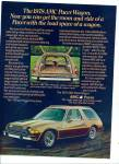 AMC Pacer automobile Wagon for 1978