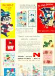 Click here to enlarge image and see more about item Z4033: Norcross greeting cards ad 1957 VINTAGE CARDS