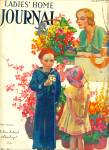1932 Ladies Home Journal Cover ACKSON ART